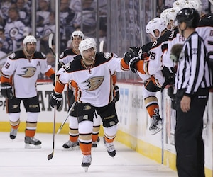 Anaheim Ducks v Winnipeg Jets - Game Four