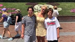 Britney Spears perd la garde de ses enfants