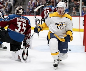 Nashville Predators v Colorado Avalanche - Game Six