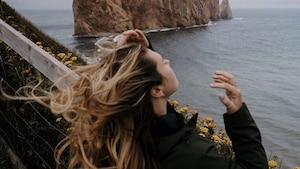 Image principale de l'article Cette vidéo de la Gaspésie donne envie de voyager
