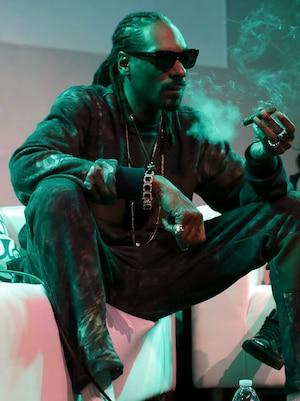 Image principale de l'article Snoop Dogg a déjà fumé avec le majordome d'Obama