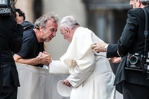 Le pape François comme vous ne l'avez jamais vu