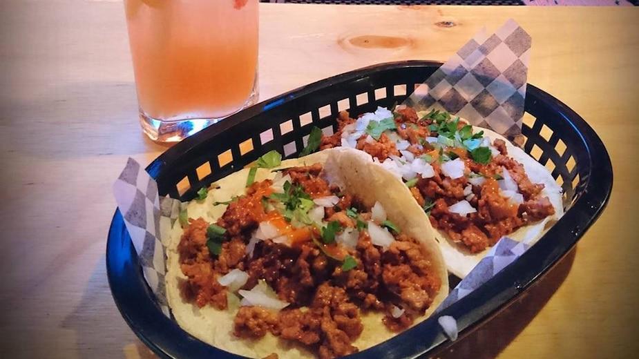 Tacos à 1$ ce soir