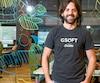 Le président et cofondateur de GSOFT, Simon De Baene, veut changer le monde du travail