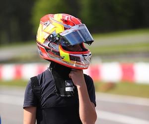 Le jeune pilote de karting Thomas Nepveu doit participer au Championnat d'Europe Junior du 19 au 22 avril 2018.