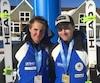 Édouard Turmel et Louis Latulippe figurent parmi la relève canadienne en ski alpin.