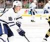 Mitch Marner a terminé en tête des compteurs chez les Maple Leafs, la saison dernière. Joueur autonome avec restriction, le jeune attaquant pourrait bien recevoir une offre hostile cet été.