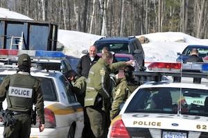 Benjamin Hudon-Barbeau avait été transféré dans la section D du Centre de détention de Saint-Jérôme, où sont détenus des membres de gangs de rue liés aux Bleus.