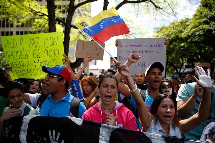 VENEZUELA-PROTESTS-DIPLOMATS/