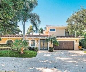 La propriété miseen vente mardi au prix de 2,5M$ US.