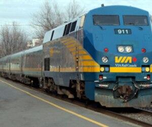 VIA Rail annule tous ses trains