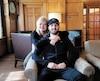 Une belle complicité cimente Vincent Thibault et sa mère Nancy Laliberté.