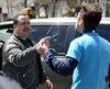 Manifestation pro-Uber � Montr�al