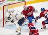 Les hommes de Michel Therrien affichent une constance exemplaire depuis le début de la saison. Ils n'ont toutefois pu vaincre les Sabres samedi soir.