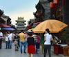 La ville ancienne de Pingyao est une cité médiévale fortifiée établie au 8e siècle.
