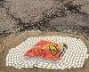 Combler les nids de poule avec des mosaïques