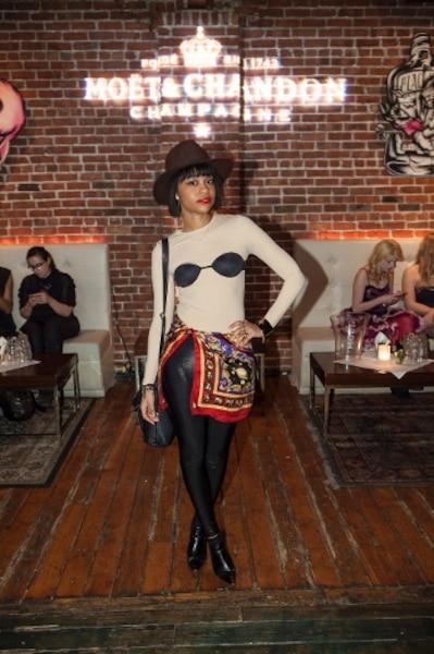 Une de mes blogueuses de mode préférées, Candice Pantin de montrealinfashion.com