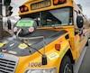 manif autobus scolaire