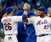 MLB: San Francisco Giants at New York Mets