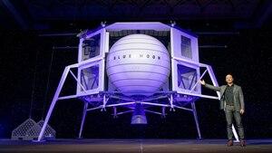 Jeff Bezos à la conquête de la Lune!