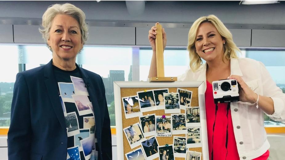 Expo: «Le projet Polaroid - Art et technologie»