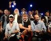 Plusieurs artistes mettront l'épaule à la roue pour célébrer la fête nationale lors des spectacles prévus à Montréal et à Québec.