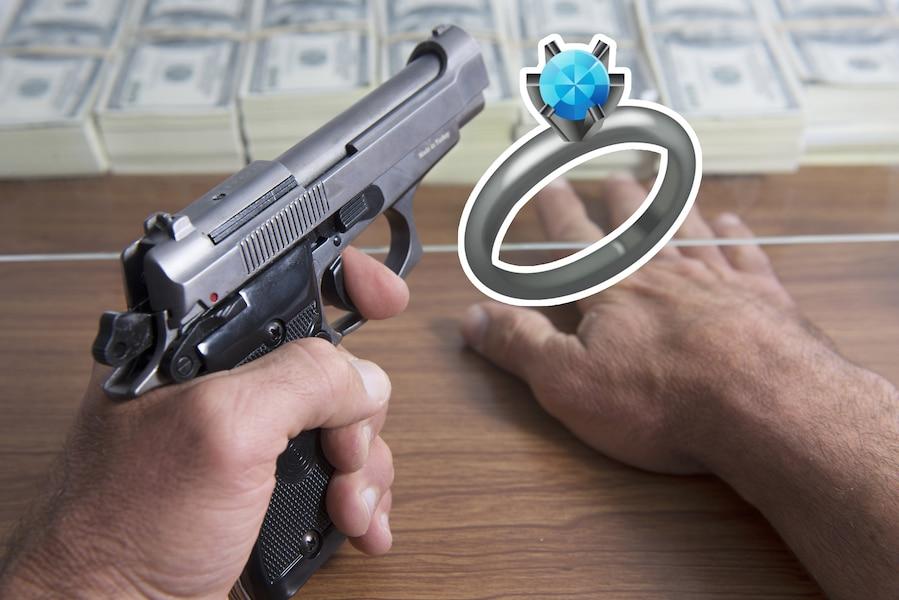 Image principale de l'article Il dit avoir volé une banque... pour son mariage