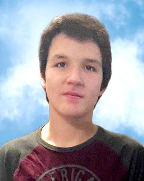 Nakota Csokasy-Jacobs, 17 ans