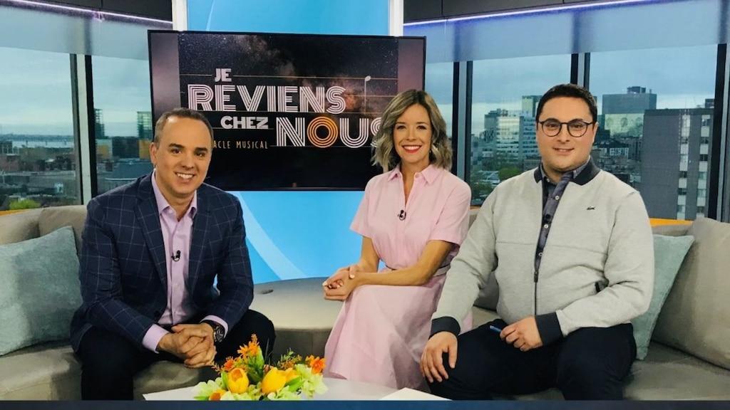 «Je reviens chez nous»: un spectacle musical 100% québécois et francophone!