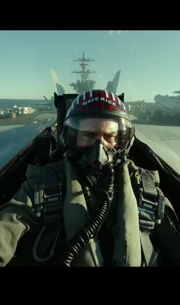 Voyez la bande-annonce de la suite de «Top Gun»