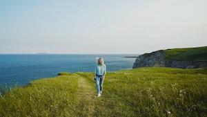 Image principale de l'article 2 Montréalais explorent les Îles-de-la-Madeleine