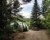 Le Camping Domaine Lausanne est le seul à offrir le prêt-à-camper CosyBubble dans la région des Laurentides. Il s'agit d'une présentation plutôt originale de la tente tout équipée par rapport à ce qu'on retrouve ailleurs sur le marché.
