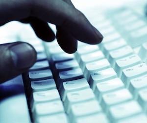 clavier ordinateur internet