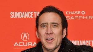 Image principale de l'article Nicolas Cage annule son mariage après 4 jours