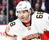 Jaromir Jagr serait dans la mire de certaines équipes de la KHL, luiqui n'a toujours pas trouvé preneur dans la LNH.