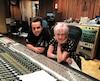 Dumas et Cyndi Lauper se sont retrouvés au Sear Sound Studio de New York, en juillet dernier, pour travailler sur la chanson Together. La pièce écrite par le Québécois se retrouvera sur la trame sonore anglophone de La course des tuques.