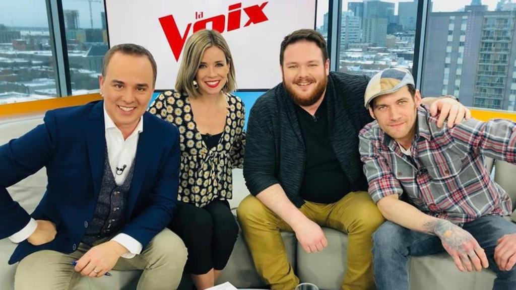 La Voix : Entrevue avec Colin Moore et Jordan Lévesque