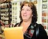 Lorraine Fex est une de celles qui se sont présentées au Salon de l'emploi de Canopy Growth.