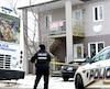 Les deux corps ont été trouvés dans le même appartement, celui du 568 de la rue Morin, à Chicoutimi.