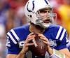 Le quart-arrière Andrew Luck se fait frapper à répétition et la direction des Colts n'a pas été en mesure de bien entourer son joueur de concession.