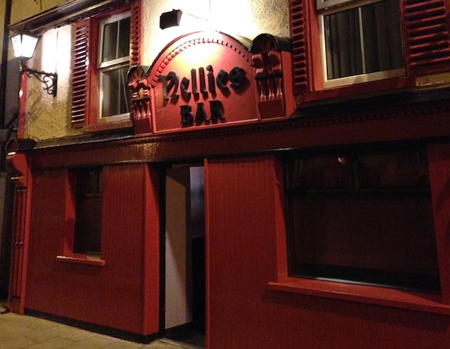 Nellie's Bar, le pub du village de Bansha.