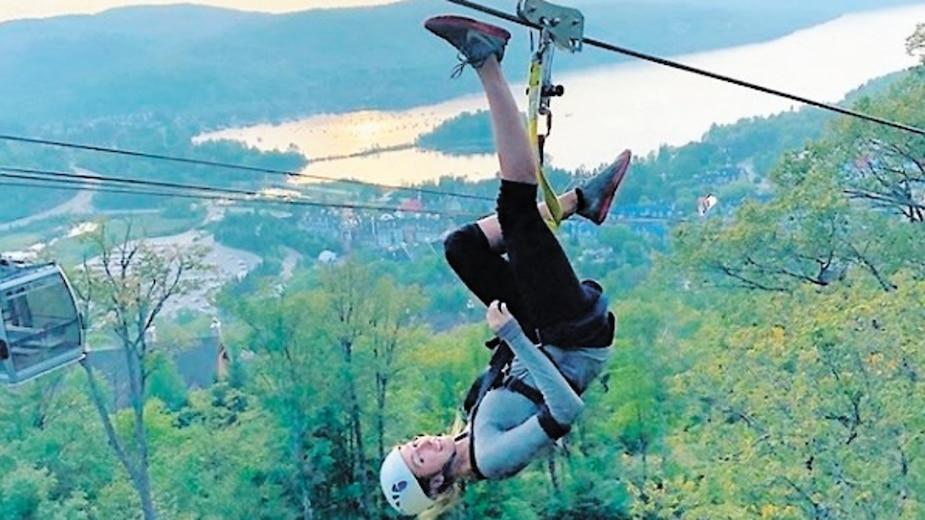 5 parcours aériens et tyroliennes à essayer