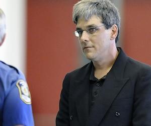 Alain Perreault a été déclaré coupable du meurtre prémédité de Lyne Massicotte en septembre dernier, au terme d'un deuxième procès.
