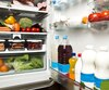 Refrigerateur alimentation nourriture cuisine