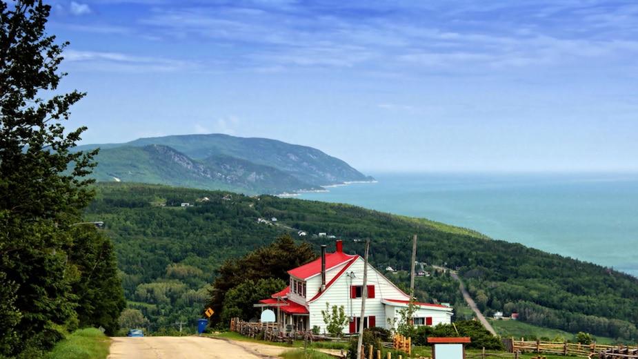 Vacances au Québec : Quoi faire dans Charlevoix?