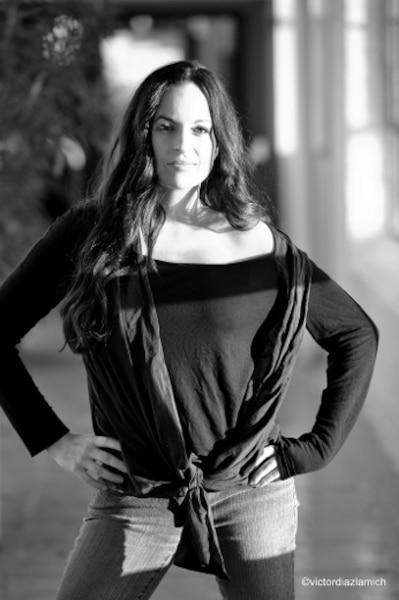 Marie-Anne Alepin, comédienne et productrice