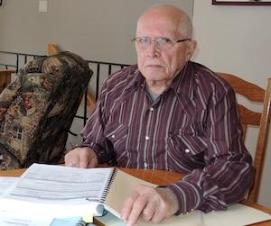 Jean-Claude Bachand et sa femme disent s'être sentis considérés comme des fraudeurs par le fisc, alors qu'ils prétendent avoir toujours tout déclaré au fisc.