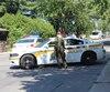 Les policiers ont reçu un appel pour se rendre dans un logement de la rue Aqueduc à Victoriaville pour y faire une vérification. Les policiers y ont fait la macabre découverte.