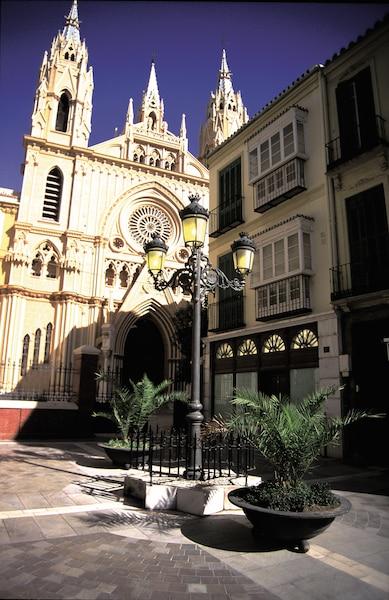 L'église du Salut, Malaga
