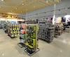 Le nouveau magasin, situé tout près des Galeries de la Capitale, offrira un espace de magasinage de 30 000 pi2, soit presque le double par rapport à la superficie du magasin de la rue St-Joseph.